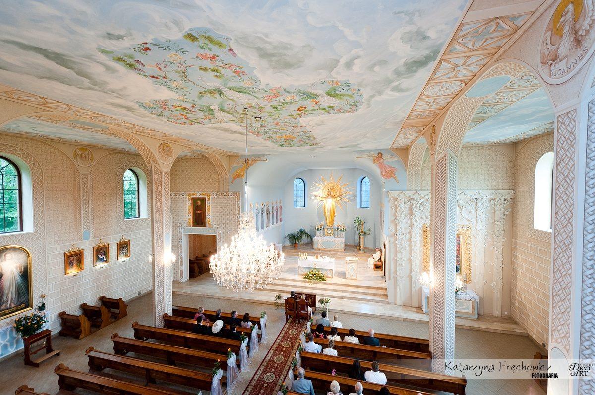 kościół ustroń